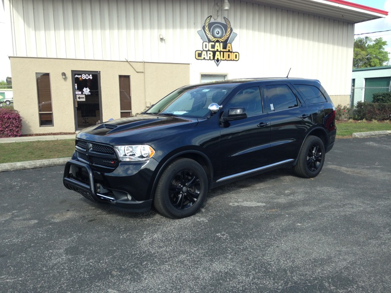 Ocala Dodge Durango Leather and Technology Upgrades