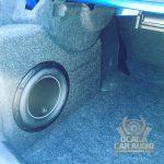 Subaru WRX Audio