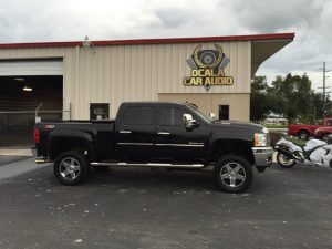 2013 Chevrolet Silverado Audio System For Ocala Based Client