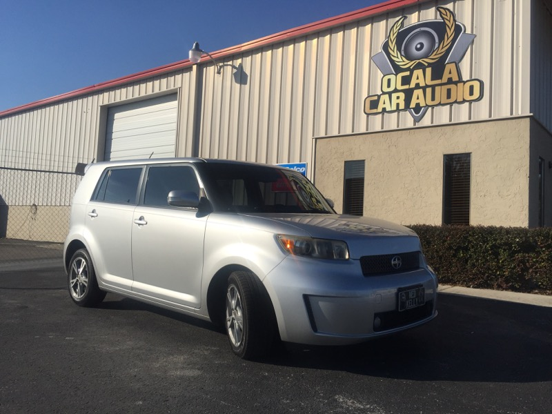 Scion XB Backup Camera