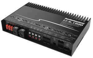 Product Spotlight: AudioControl LC-6.1200 Amplifier