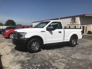 Ford F-150 Power Windows, Locks and Bed Cover for Ocala Couple