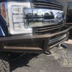 Ford F-450 Stereo