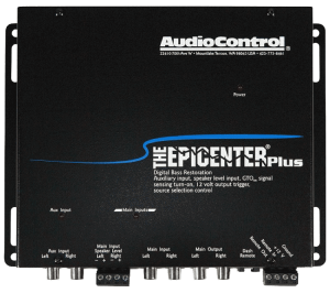 Product Spotlight: AudioControl Epicenter