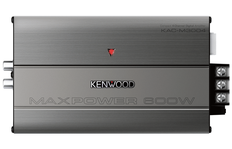 Product Spotlight: Kenwood KAC-M3004