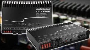 Product Spotlight: AudioControl LC-1.1500 Mono Subwoofer Amplifier