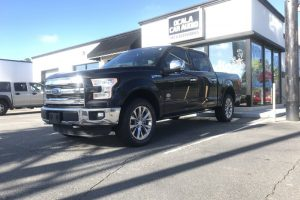 Ford F-150 Stereo