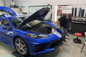 Corvette Paint Protection