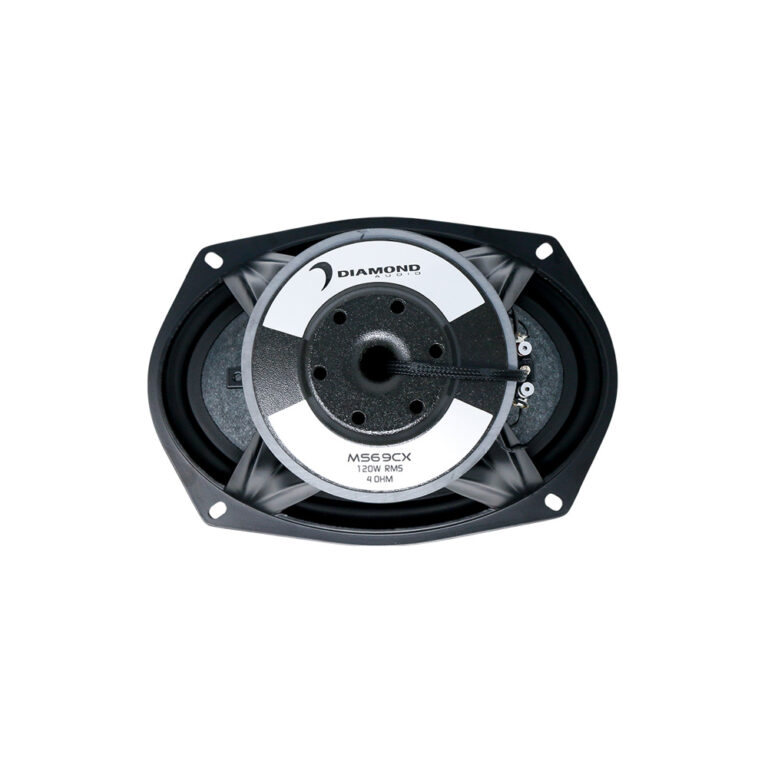 "Best car audio system of 2020 II 6"" X 9"" 2-WAY High Output Coaxsub Speaker System"