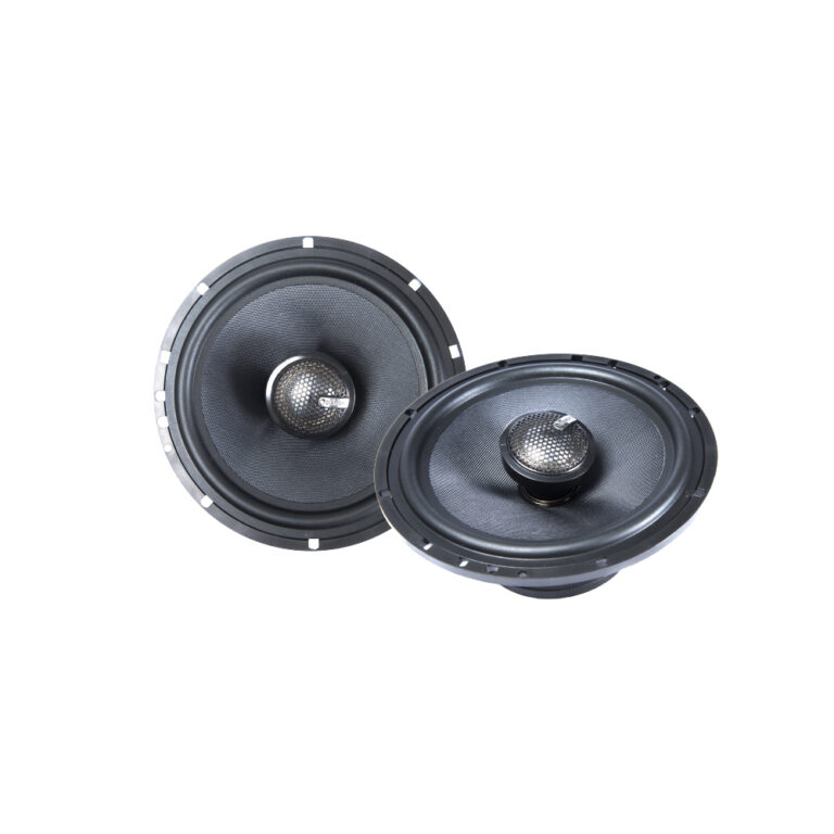"""Best car audio system of 2020 II DES 6.5 """" Coaxial Speakers"""