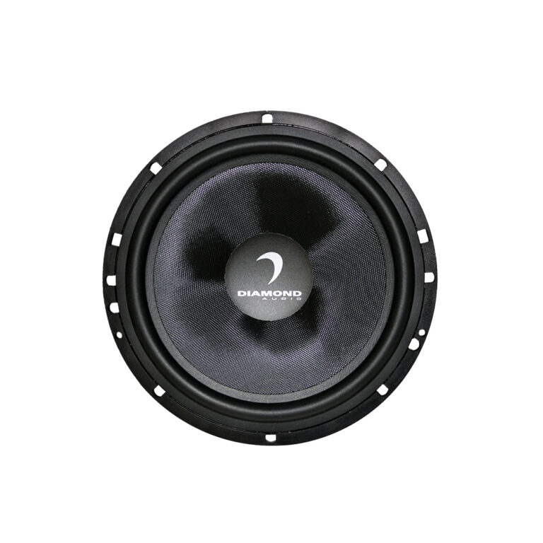 """Best car audio system of 2020 II DES 6.5 """" 2-Way Component System"""