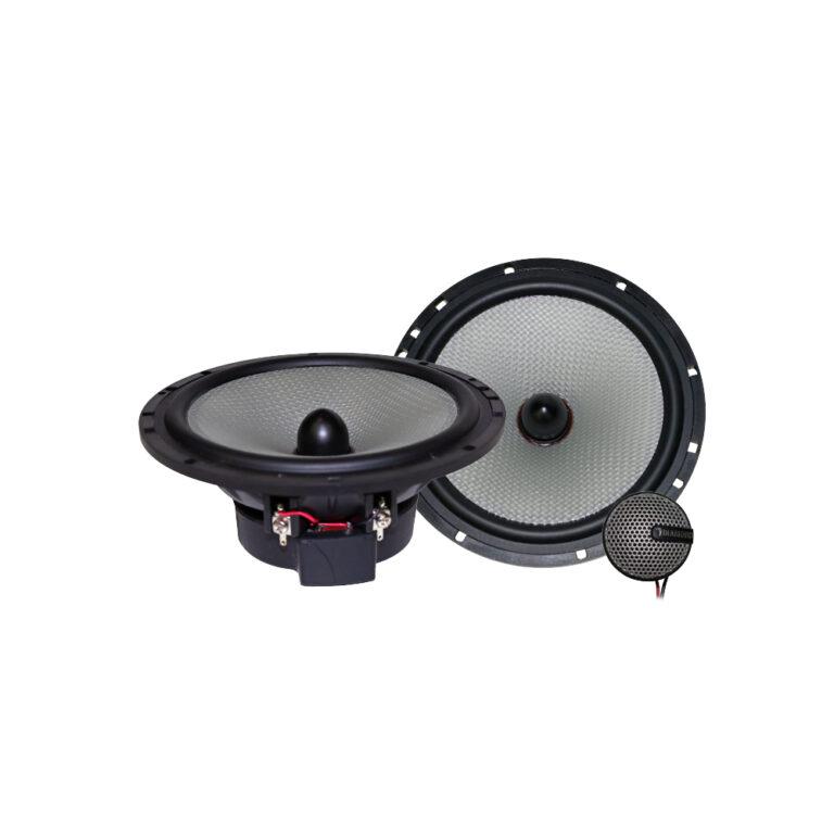 "Best car audio system of 2020 II DMD 6.5"" 2-Way Convertible Speakers"