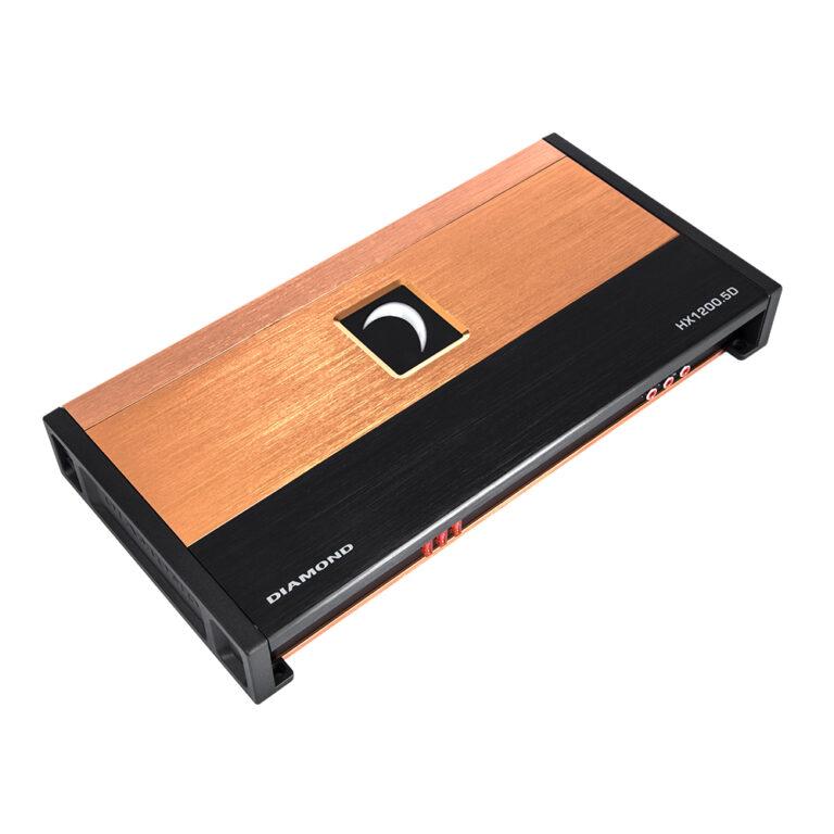 Best car audio system of 2020 II HEX 5-Channel Full Range Class D Amplifier
